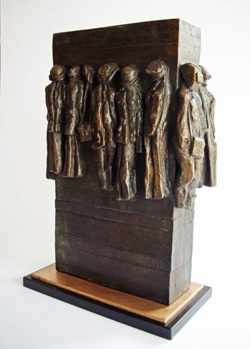 British sculptor john w mills