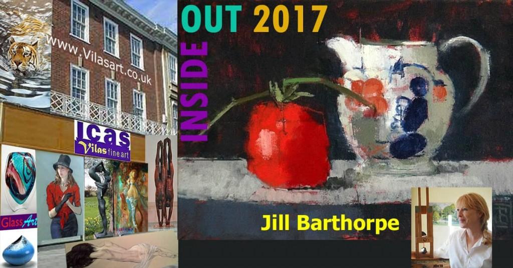 Jill Barthorpe still life art