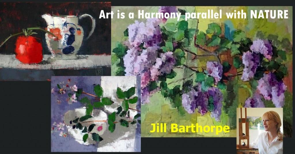 Jill Barthorpe still life art2