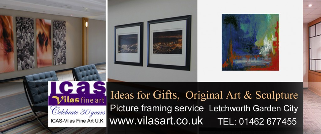 picture framers Letchworth Garden City large