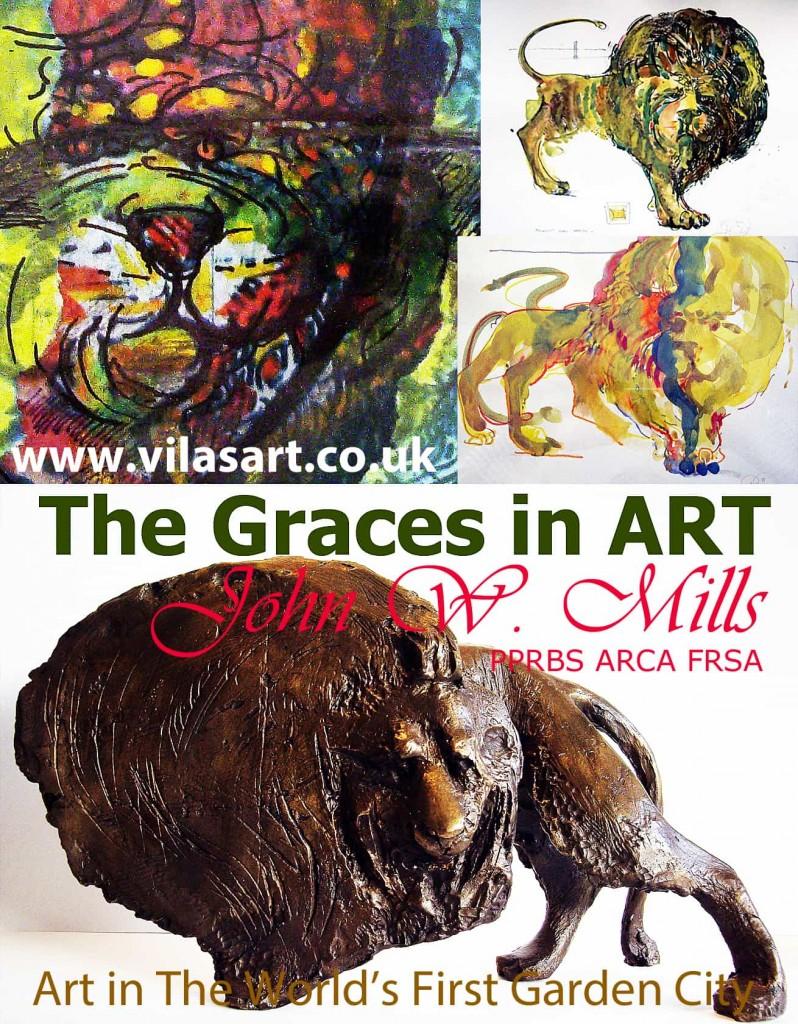 sculptor-john w mills
