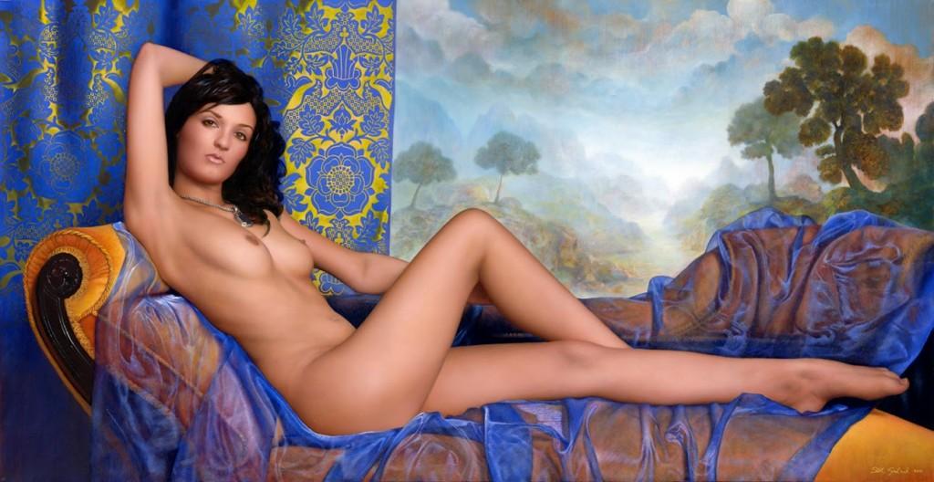 Seth Garland-Lapis Lazuli series