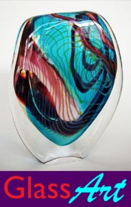 Glass art header
