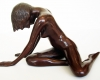 igurative nude bronze art