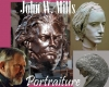 John W Mills Portrature collection