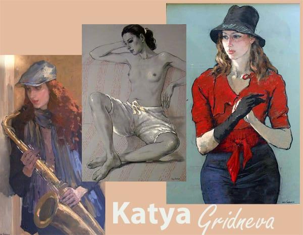 Kathya Gridneva Art