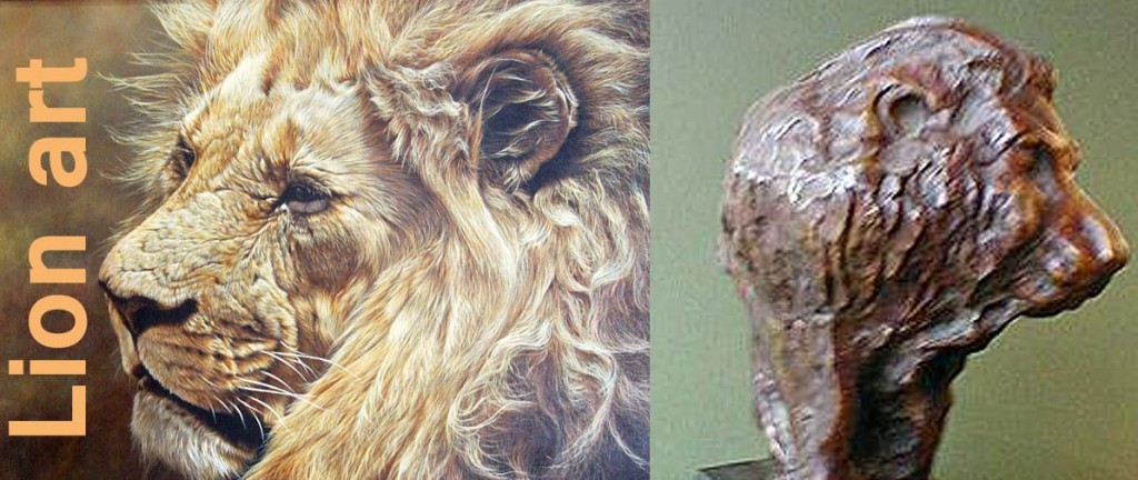 Lion Art 2