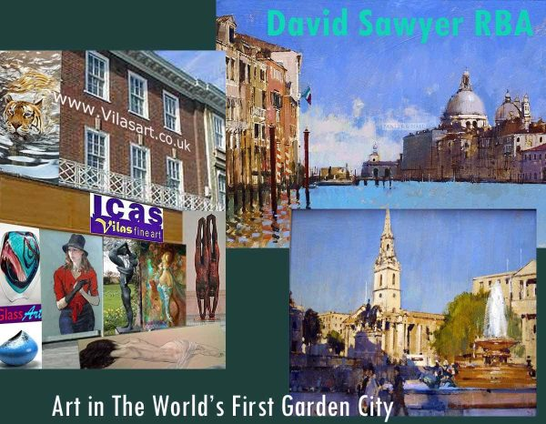 David Sawyer Landscape Art