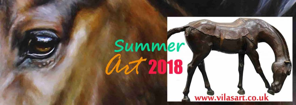 Summer Art 2018 - Equestrian Collection