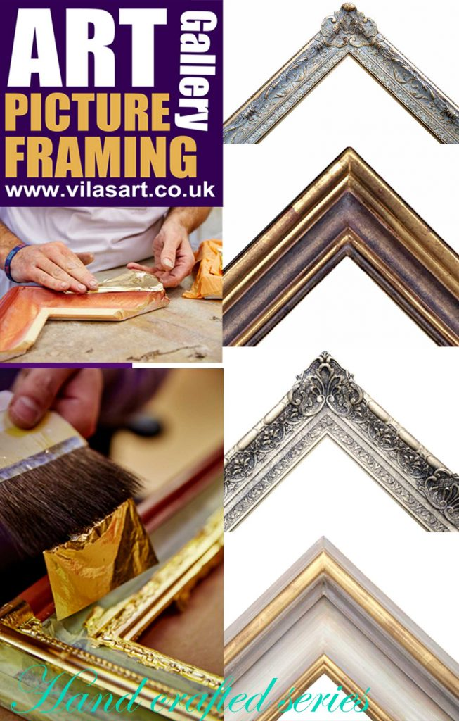 ICAS hand crafted framing Letchworth garden city Hertfordshire