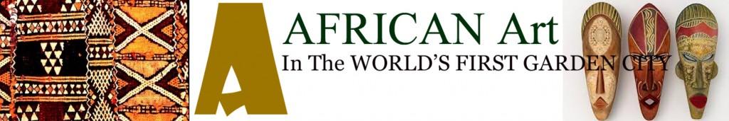 African Art in The Worlds First Garden City