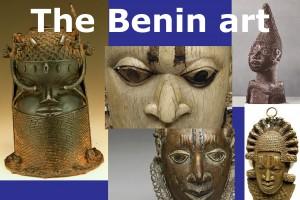 The Benin art