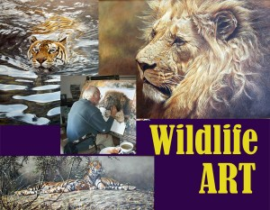 Wildlife art copy