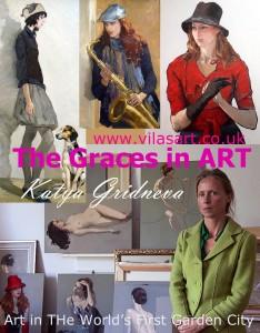artist-katya gridneva