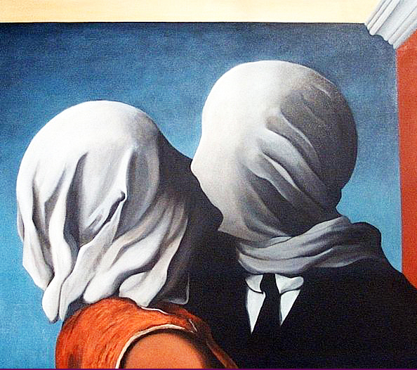 Rene Magritte Kiss_Lovers2