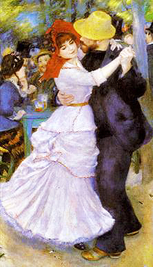 Renoir going in for the kiss3