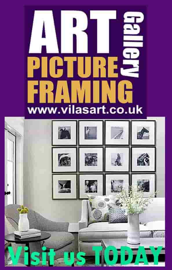art picture framing letchworth garden city